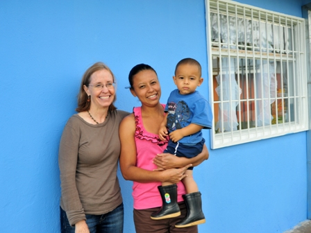Medical Mission host family