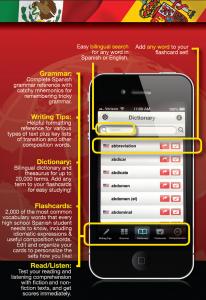 High School Spanish App