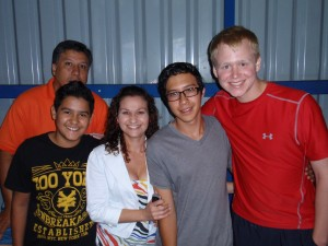 An amazing experience with Costa Rican Host Family