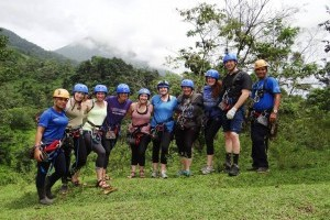 Adventure travel on Spanish Immersion in Costa Rica