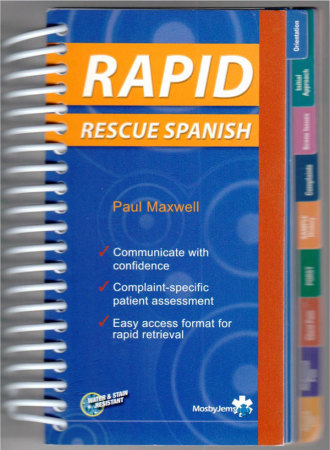 RAPID Rescue Spanish- Spanish for First Responders