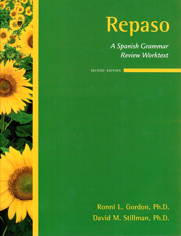 Repaso- Spanish Grammar Review Worktext