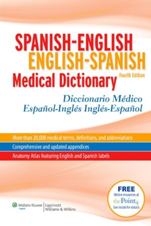 Spanish-English Medical Dictionary