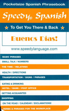 Speedy Spanish To Get You There and Back