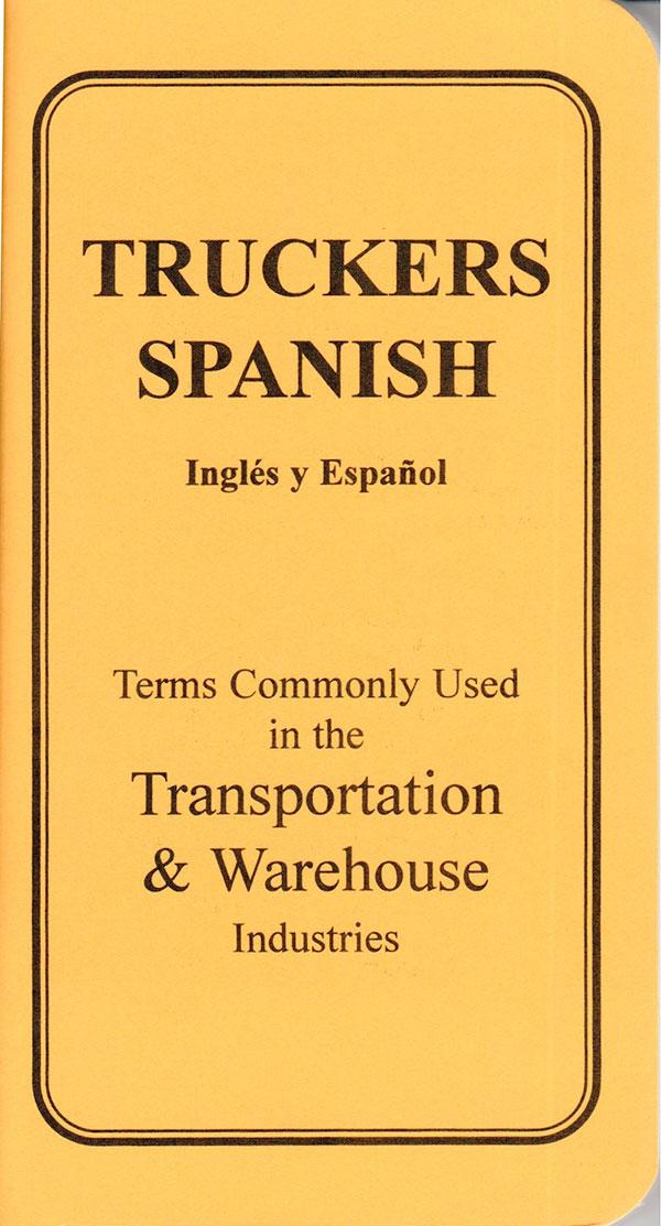 Trucker Spanish Booklet