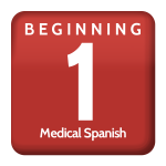 Medical Spanish Beginning 1