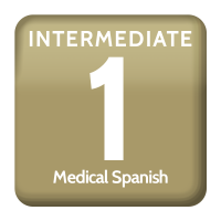 Intermediate 1 Medical Spanish