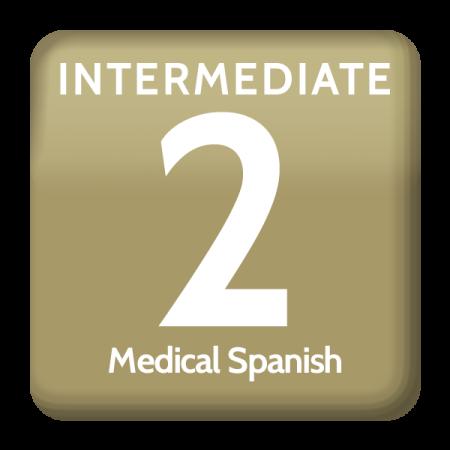 Intermediate 2 Medical Spanish