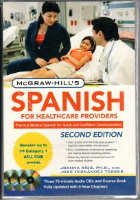 McGraw-Hill's Spanish for Healthcare Providers, 2nd Edition