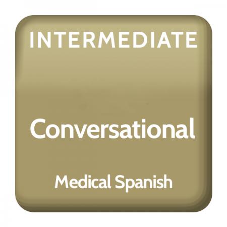 Intermediate conversational medical Spanish