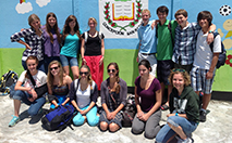 high school spanish immersion trips for teens