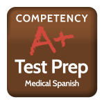 Medical Spanish Test Prep Icon FINAL