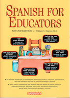 Spanish for Educators book