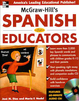 Mc-Graw-Hill's Spanish for Educators