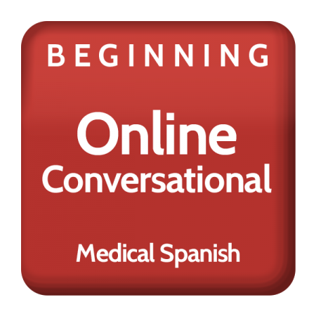 Beginning level online medical Spanish course