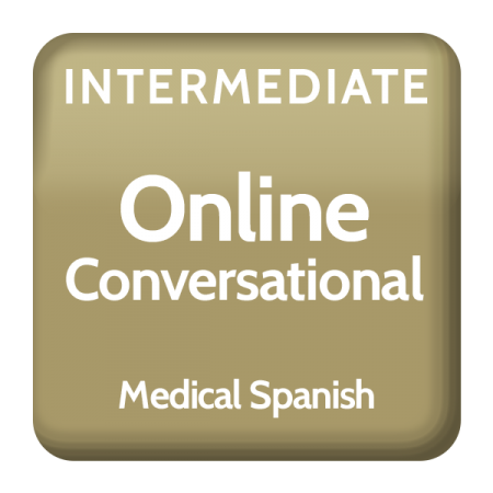 Intermediate Online Medical Spanish Course