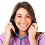 nurse building confianza with her patients