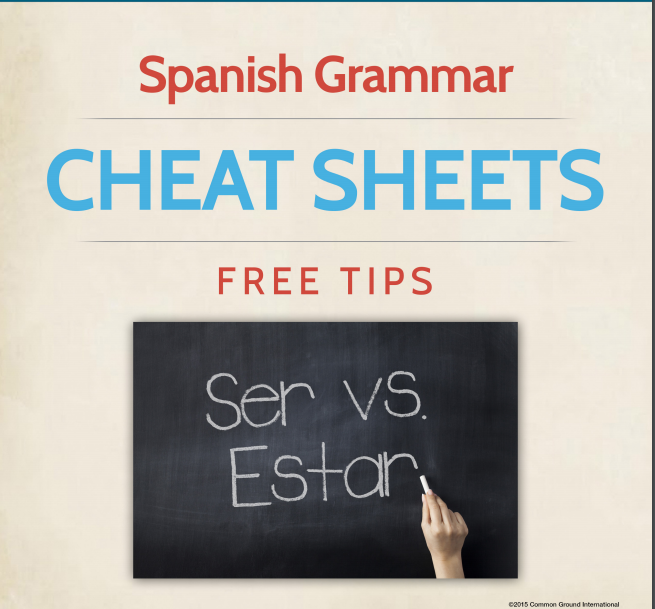 "Ser vs. Estar: When to Use the Correct Verb ""To Be"" in Spanish"