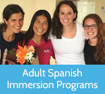 adult Spanish immersion in Costa Rica and Nicaragua