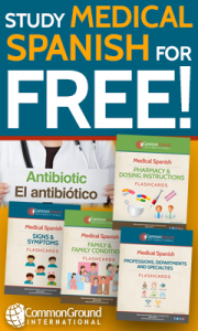 Free Medical Spanish Tools