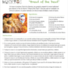 pan de muerto recipe in Spanish