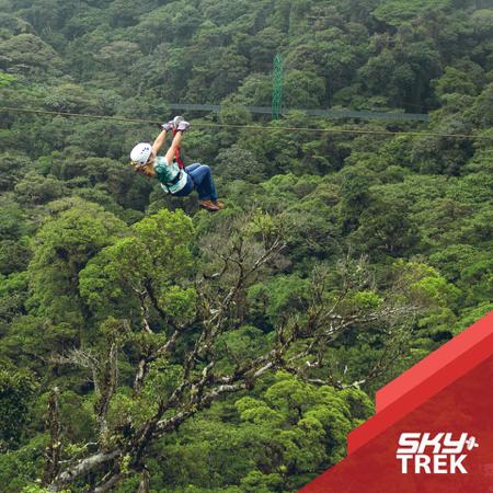 SkyTrek Adventure Tour Monteverde