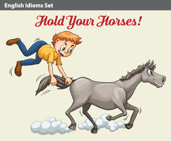 Common Idioms in English–What Do They Mean?