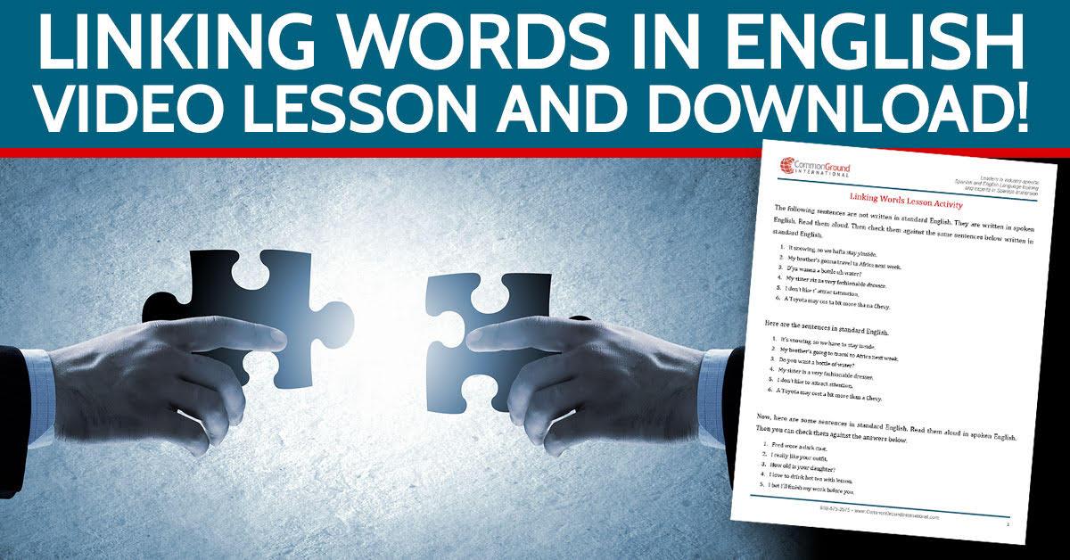 linking-words-common-ground-international