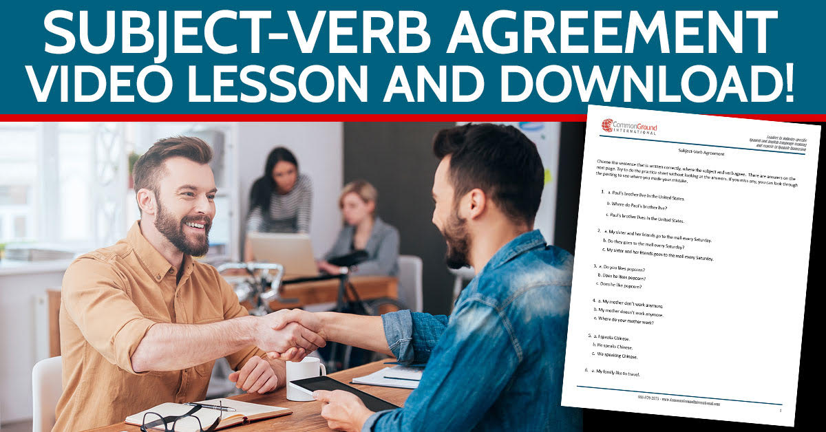 subject-verb-agreement-common-ground-international