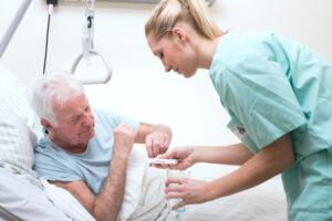 How to explain the 3 P's of Hospital Nursing in Spanish