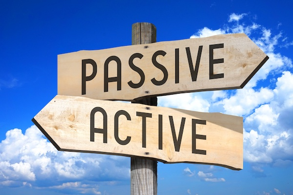 The Passive Voice in English–Actions Done by Someone or Something