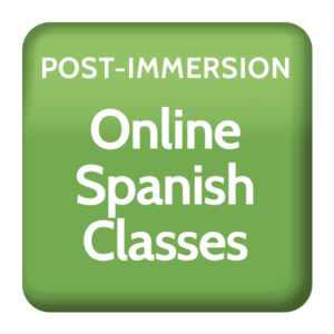 Post-Immersion Online Spanish Classes icon