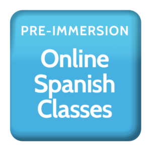 Pre-Immersion Online Spanish Classes icon