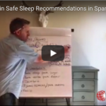 Explaining Safe Sleep Recommendations in Spanish
