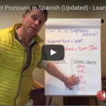 Indirect Object Pronouns Lesson & Quiz