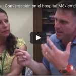 Medical Spanish Listening Comprehension activity