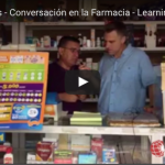 Pharmacy Spanish Listening Comprehension Activity