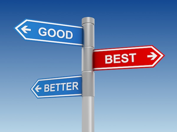 How to Compare in English: More vs Most, Good – Better, Best, etc using the Comparative and Superlative in English