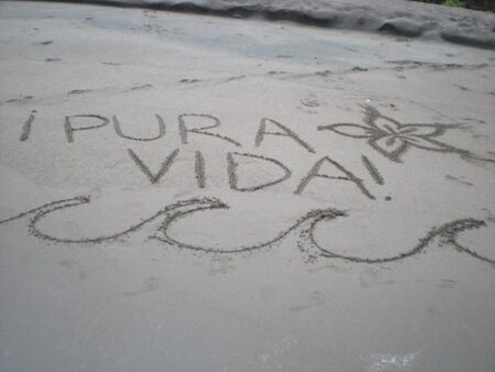 Pura Vida - Manuel Antonio Weekend Beach excursion