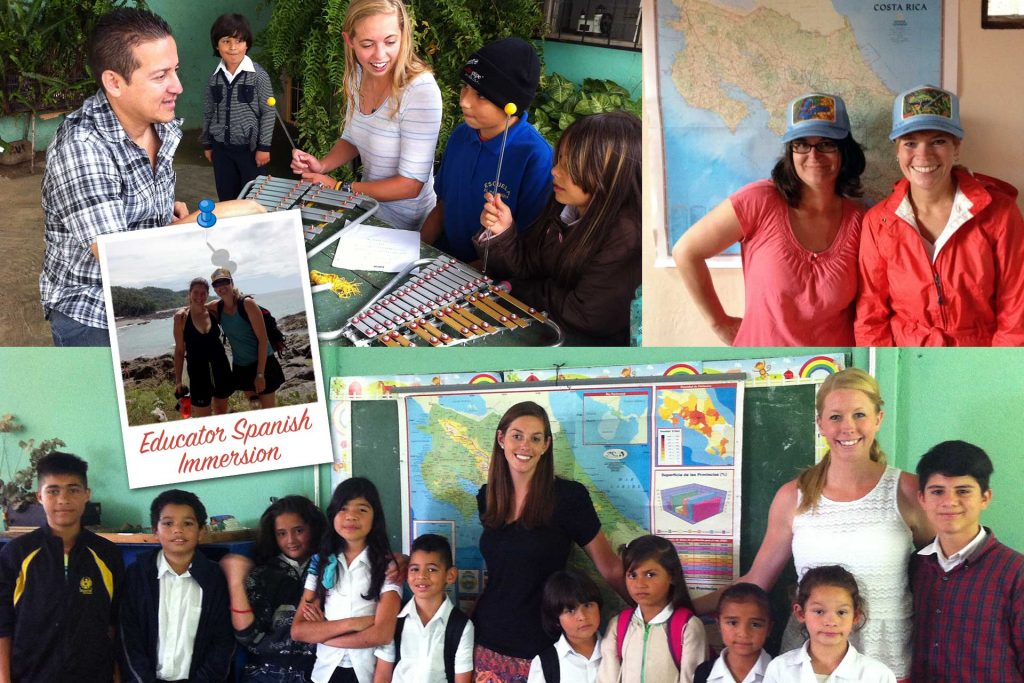 Common Ground International Spanish Immersion for Educators