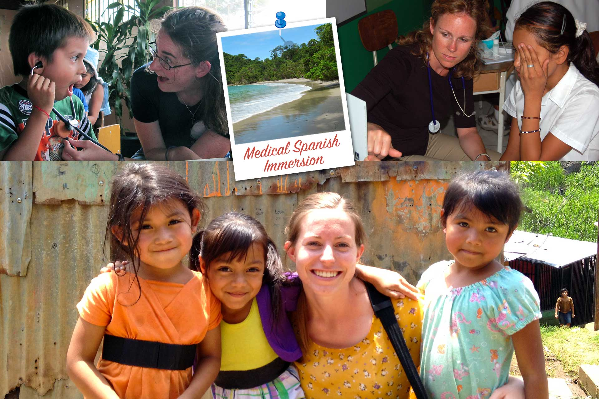 Medical Spanish Immersion Program | Costa Rica & Ecuador | Earn CME & CE
