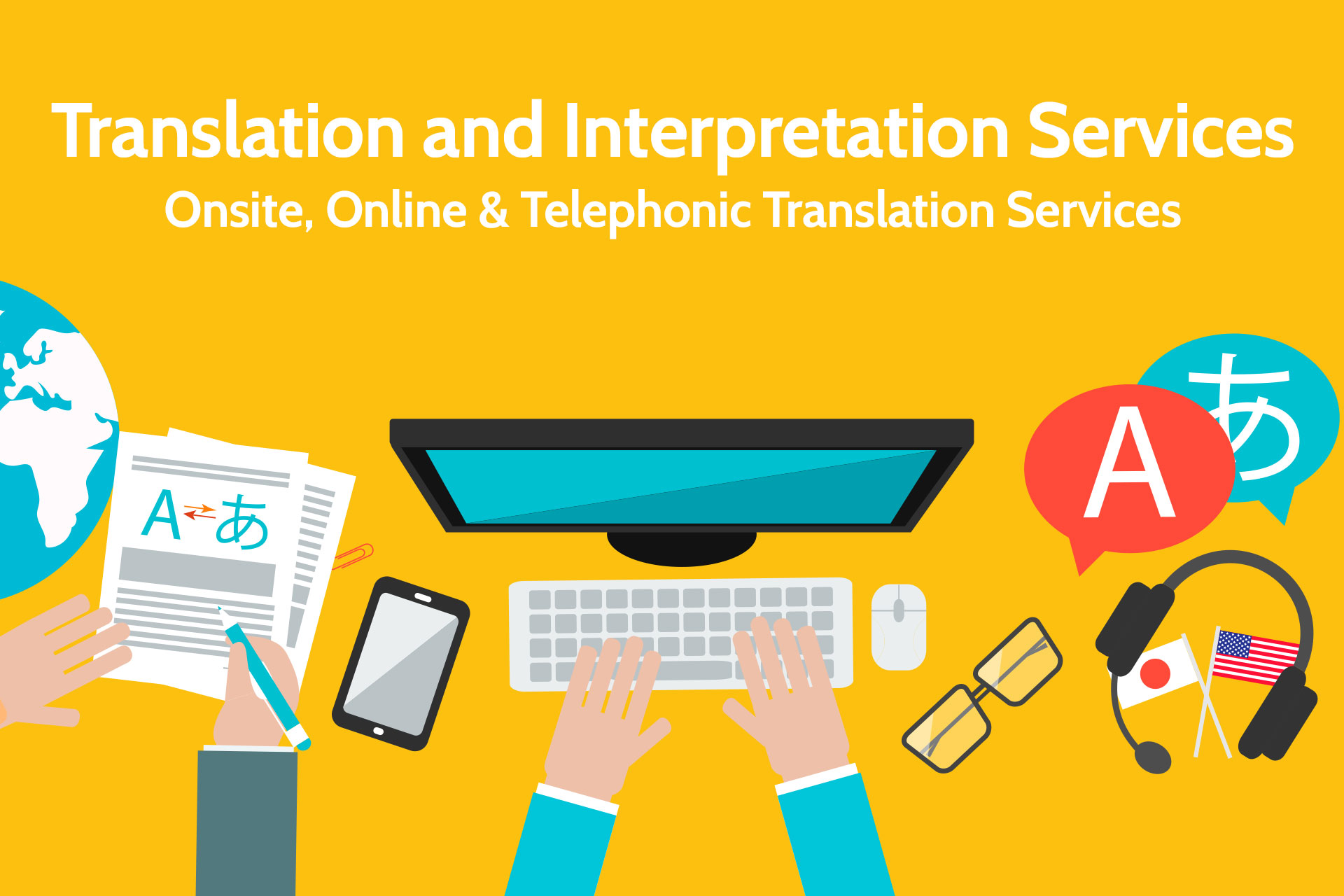Document Translation and Spanish Localization Services in Denver Colorado