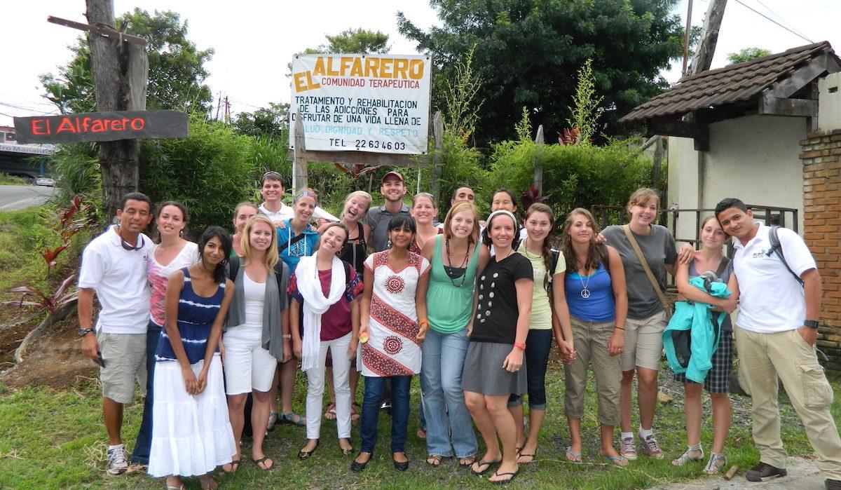 Public health practicum in Ecuador and Costa Rica