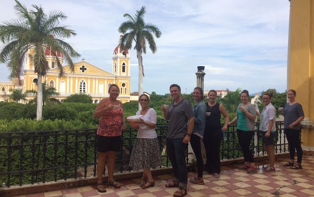 Spanish Immersion programs in Granada Nicaragua every January, February, June and July