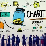 Charity vs development