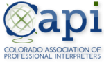 Colorado Association of Professional Interpreters
