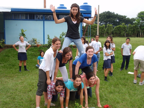 Class Trip Spanish Immersion Program for high school students