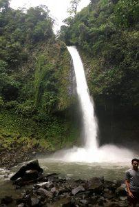La Fortuna Waterfall and Spanish Immersion