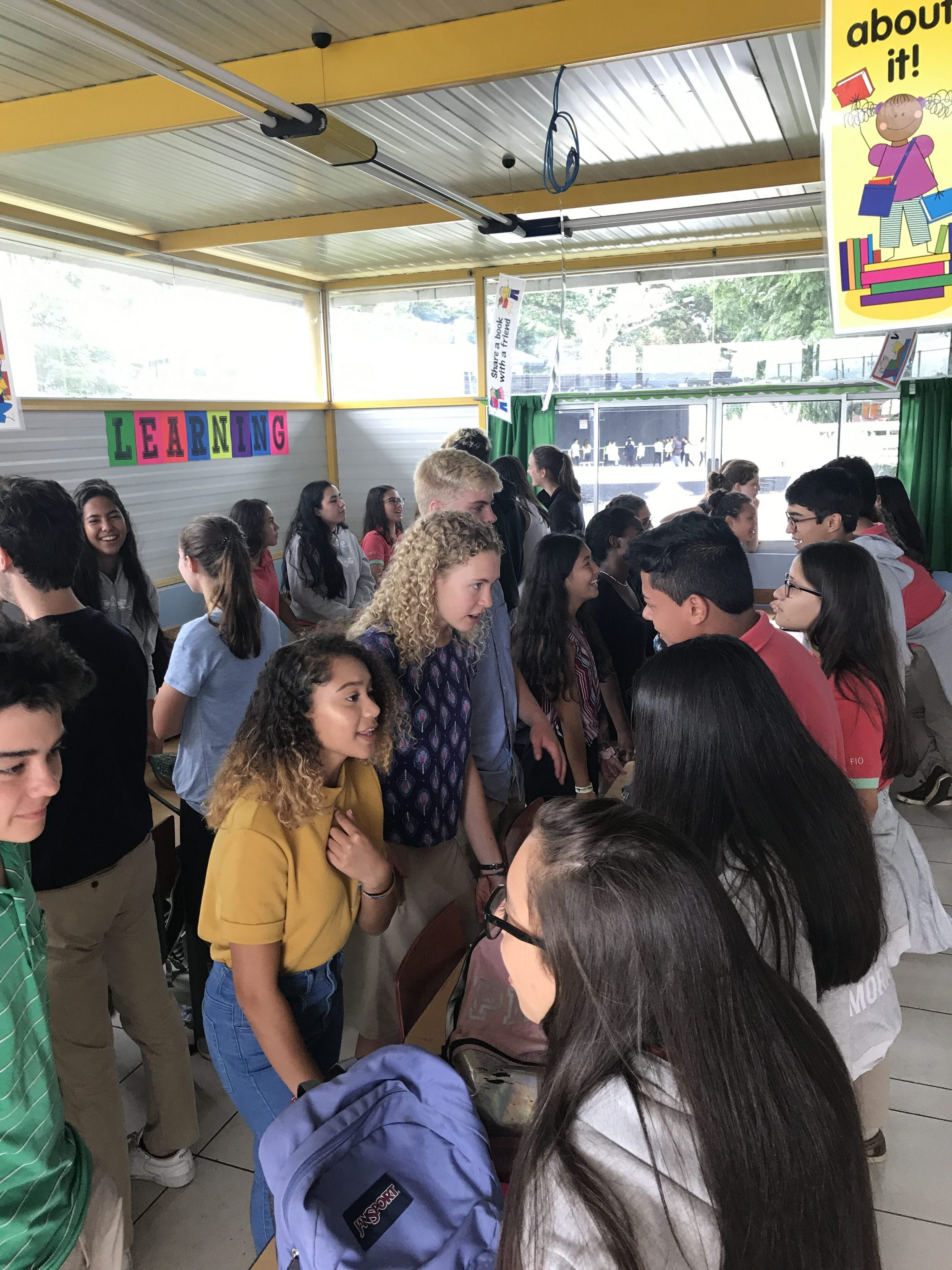 High School Spanish and English Language Exchange in Costa Rica