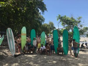 surf and spanish immersion Costa Rica